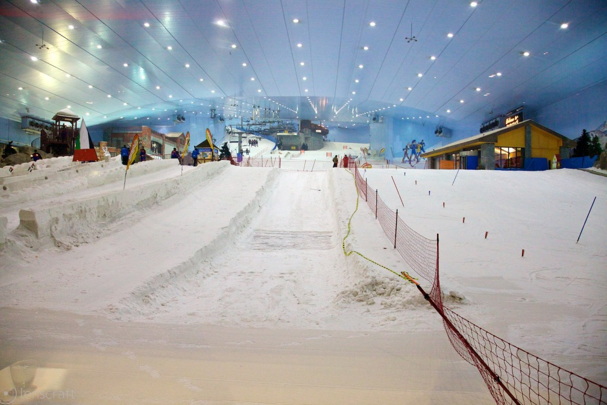 ski slope / dubai mall, uae