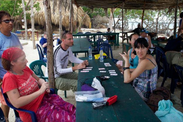 cards / archipiélago de san bernardo, colombia