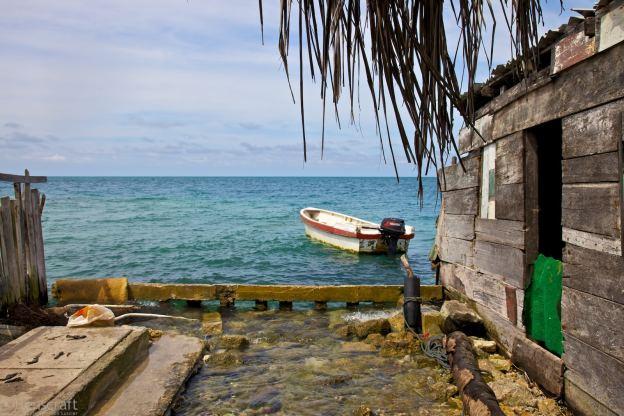 waterside / santa cruz del islote, colombia