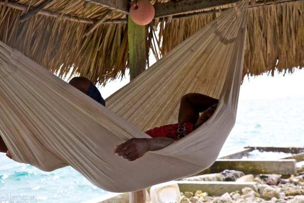 hammock / santa cruz del islote, colombia