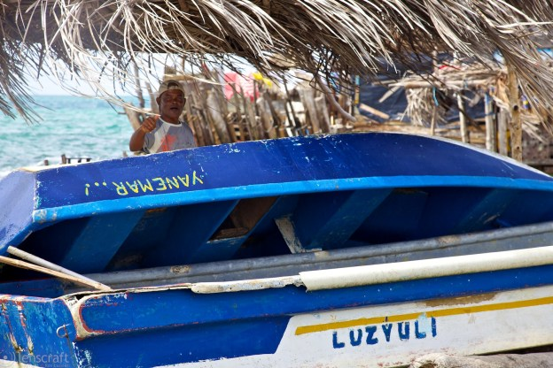 boats / santa cruz del islote, colombia