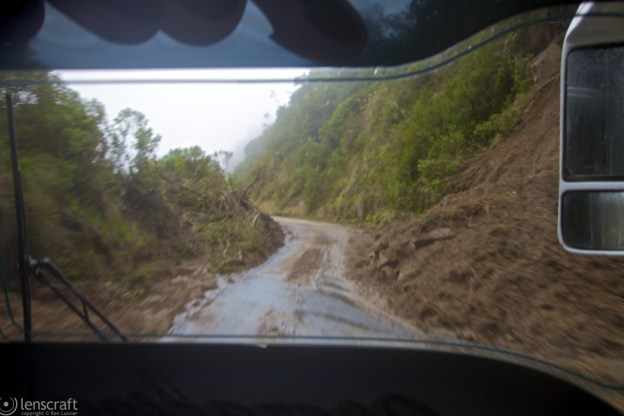 the way of mud / manizales, colombia