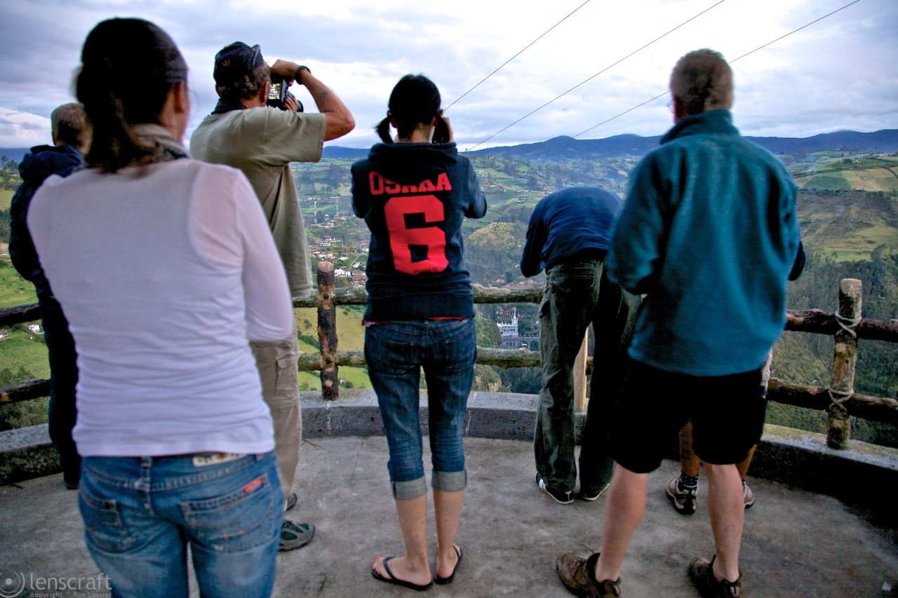shooting las lajas / colombia