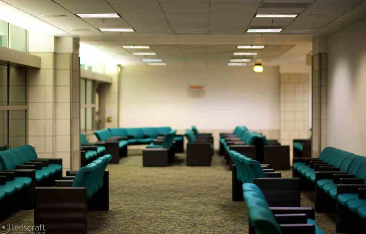 random lounge / guam international airport