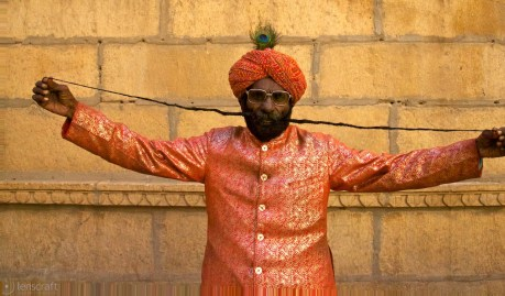 Mr. Dhena Ram Bhil / Jaisalmer, India
