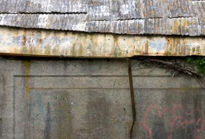 ancient garage / sausalito, california