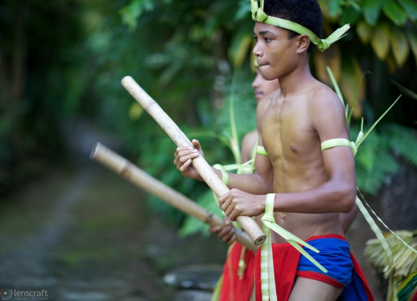 anticipating the next move / yap, micronesia