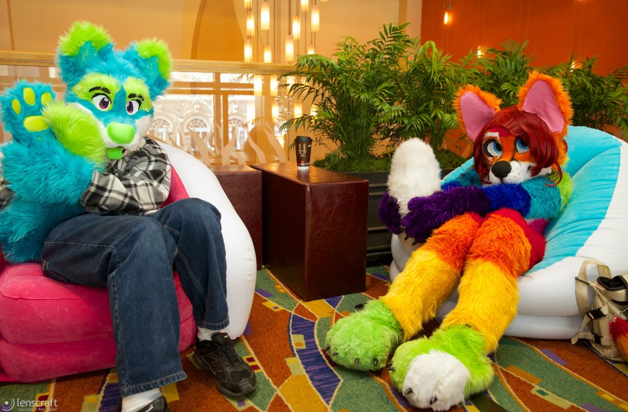 lounging in technicolor / further confusion 2014