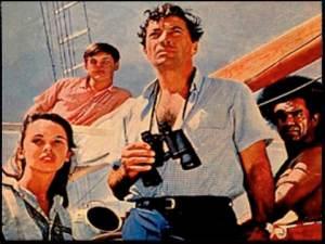 the crew of the seaspray