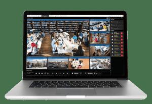 PVMS Laptop Display