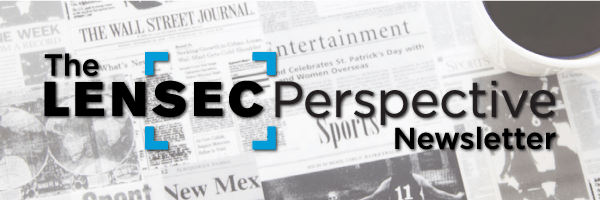 The LENSEC Perspective Newsletter - HDR
