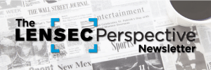 The LENSEC Perspective Newsletter