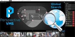 Perspective VMS™ Global Search Feature