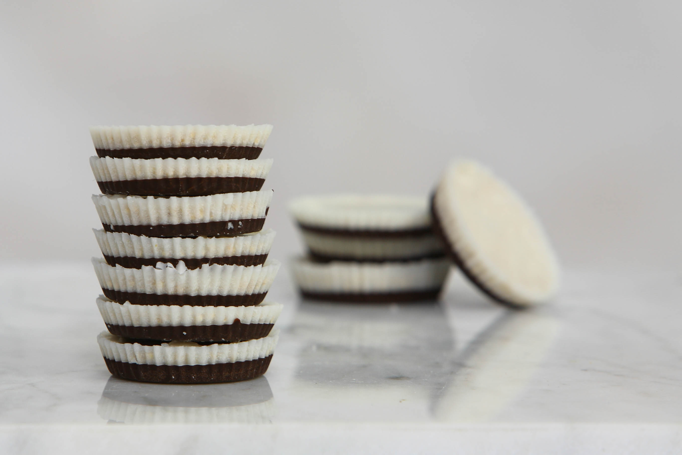 5-ingredient crunchy peppermint patties