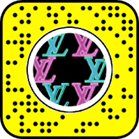 Louis Vuitton Snapchat Lens & Filter