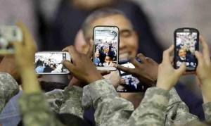 High ranking officials on social media
