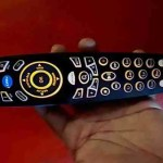 DSTV A7 Remote feature backlight