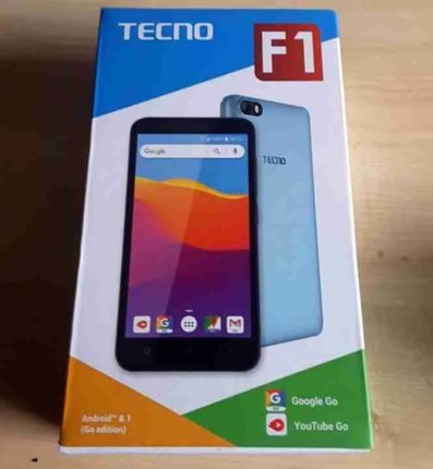 Full Specs and Price Of Tecno F1 In Zambia