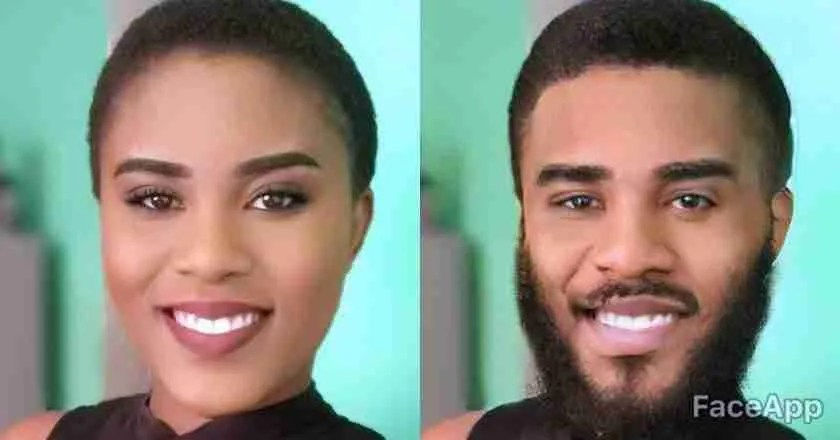 Every Zambian Is Trying FaceApp 1