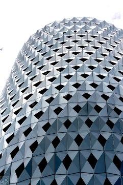 Diamon building