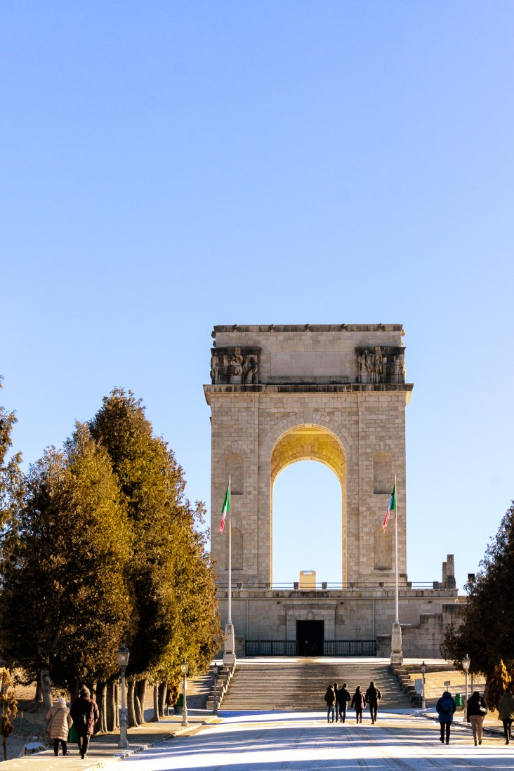 WWI Memorial- a monument and museum