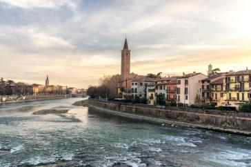 Adige River