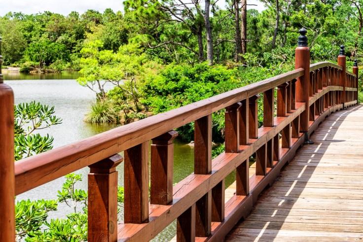 Morikami Bridge