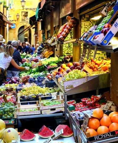 Centro Storico markets