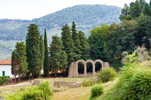 Fiesole ruins3-1