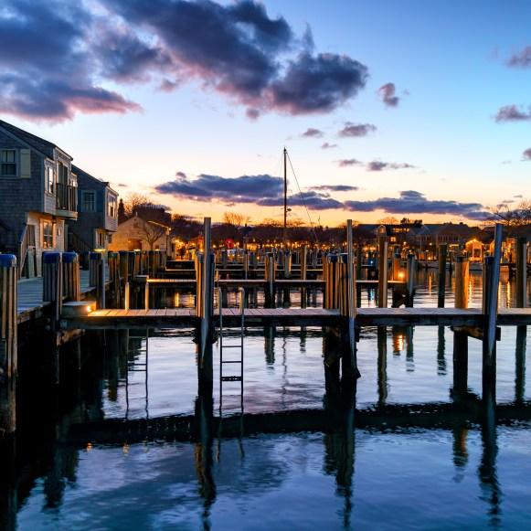 Nantucket Old South Wharf
