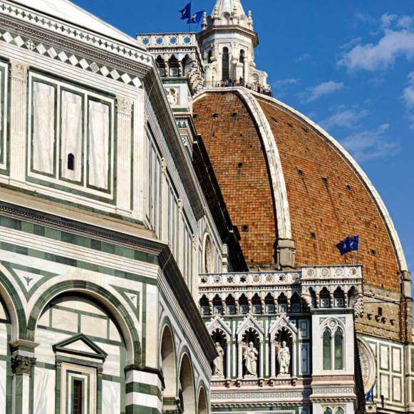 Brunelleschi's Great Dome on the Duomo