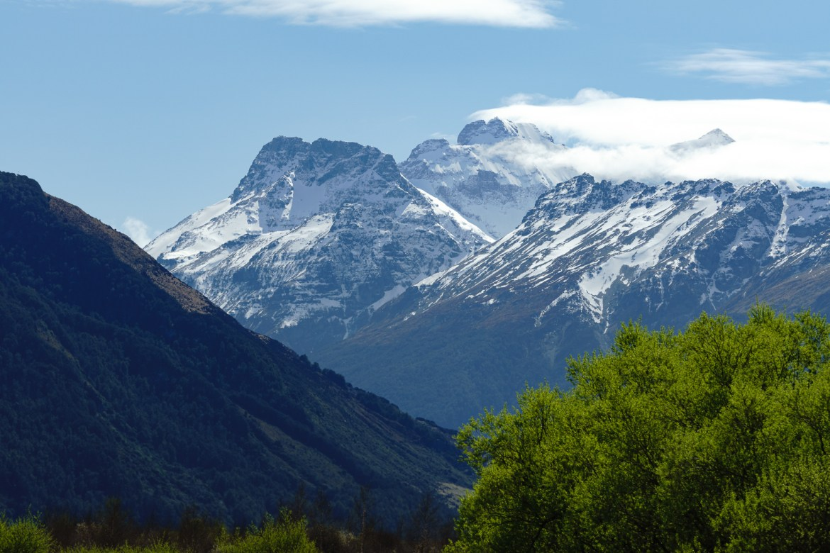 Glenorchy mountains lunch-1