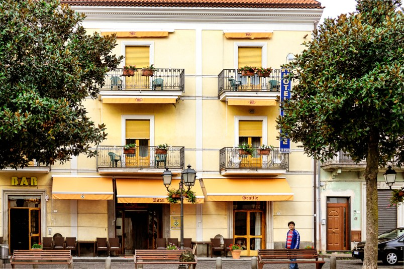 Hotel Gentile, Agerola