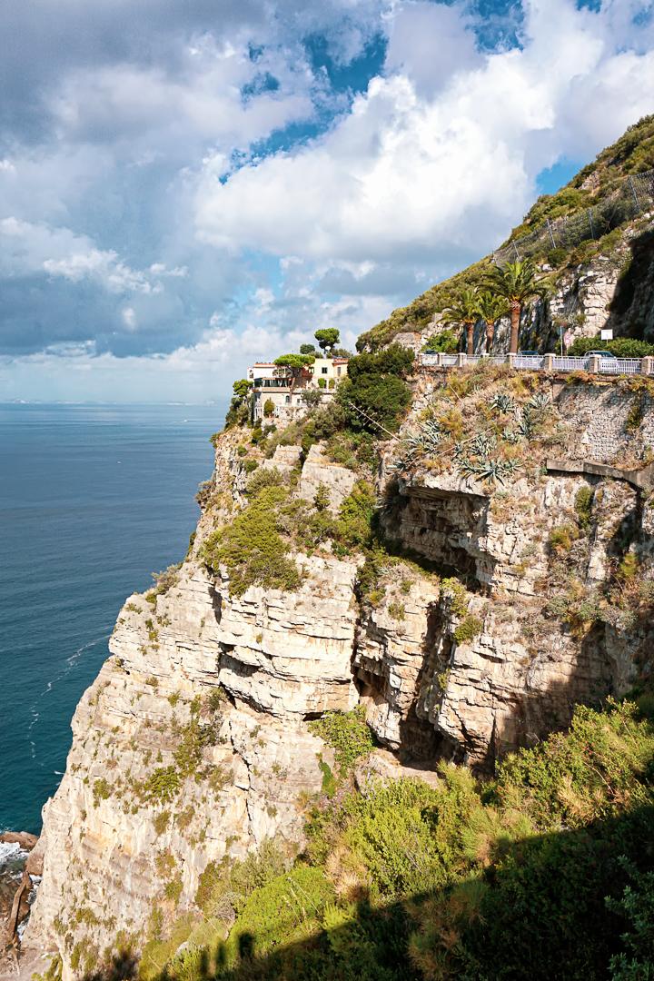 Sorrento, Vico Equense Amalfi Coast Road-1