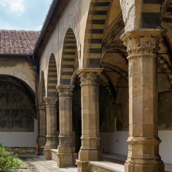 Santa Maria Novella Arches2-1