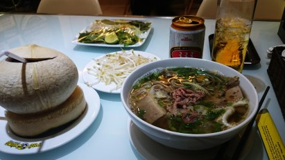"Classic Indonesian soup ""Pho"""