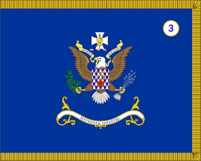 16th Regiment Colors