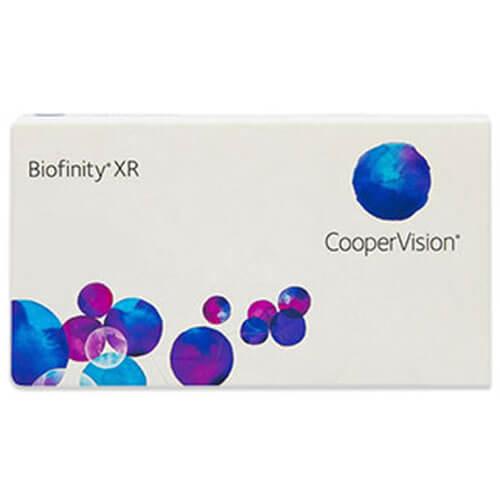 Biofinity xr yüksek numara