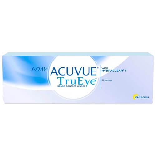 1 Day Acuvue Trueye fiyat, günlük lensler
