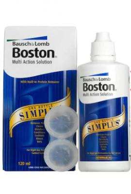 Bausch-Lomb Boston