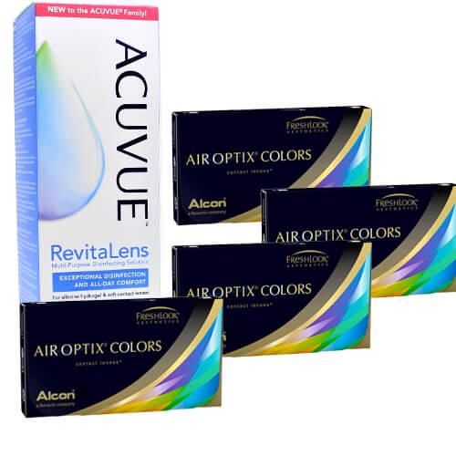 air optix colors renkli lens al, renkli lensler