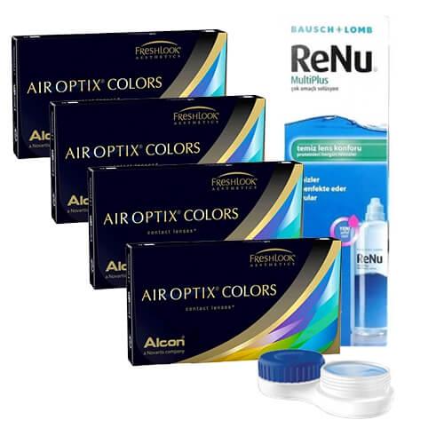 Air Optix Colors Numarasız Kampanya
