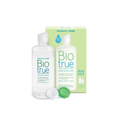 biotrue 120 ml lens solüsyonu