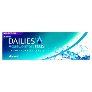 Dailies Aqua Comfort Plus Multifokal