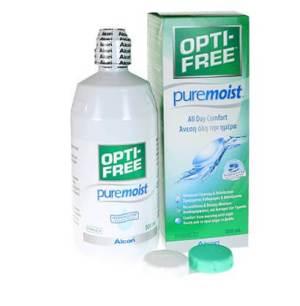 opti free pure moist lens solüsyonu, solüsyon