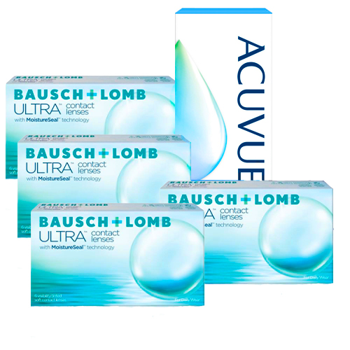 Bausch and lomb ultra lens fiyatı