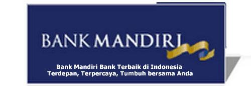 bank mandiri terbaik indonesia