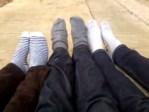 hari kaos kaki