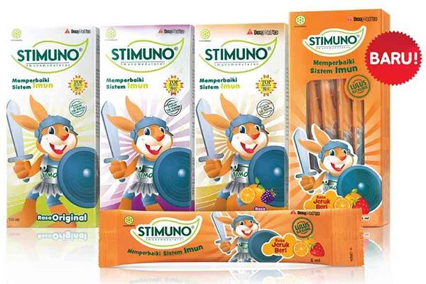 Sirup Stimuno Untuk Balita