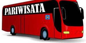 angkutan darat bus pariwisata